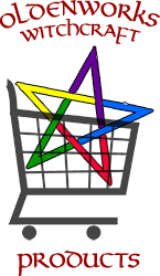 Elemental pentagram in shopping cart